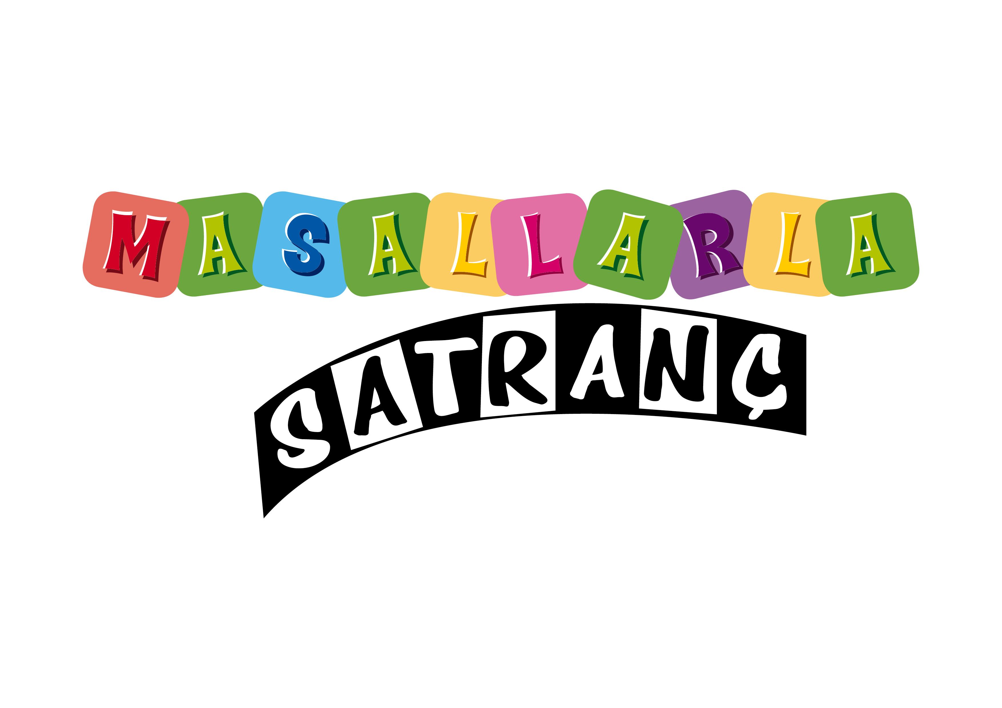 Masallarla Satranç Logo